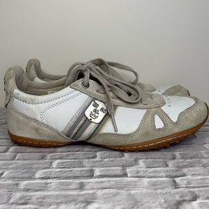 DIESEL | Cheju leather trainers